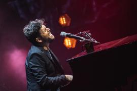 Denuncian un intento de agresión con una piedra a Pablo López durante su concierto en Albacete