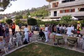 Varios positivos entre los ancianos de la residencia incendiada que fueron trasladados a Palma