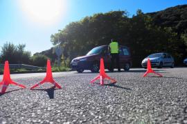 El verano se cierra con nueve fallecidos en accidentes de tráfico en Baleares