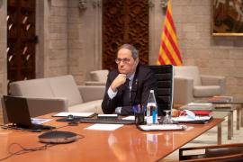 Torra remodela el Govern sustituyendo a Chacón, Buch y Vilallonga