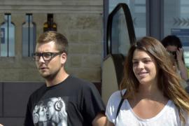 Laura Matamoros y su novio protagonizan un altercado en la calle