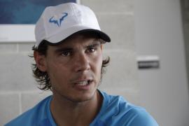 Rafa Nadal, «muy triste» tras anunciar que no está en condiciones de jugar el US Open