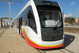 Un tren rápido conectará Palma-Inca en 23 minutos a partir del próximo otoño