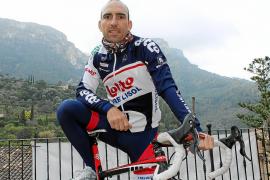 Vicenç Reynés quiere cazar una etapa en la Vuelta
