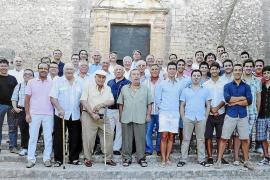 El pueblo homenajea a los Cossiers y da el 'sus' a las fiestas