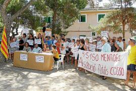 Un centenar de vecinos piden la absolución de los «flitados» en el Coso