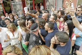 Los alcaldes piden ayuda a la Virgen  para salir de la crisis económica