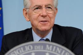 Monti se plantea una bajada de impuestos en Italia antes de que acabe 2012