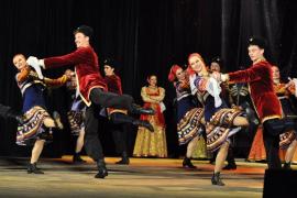 Los Cosacos de Taras Bulba, Ballet Nacional de Rusia