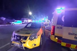 Desalojan una clínica de Barcelona tras un incendio en el cuadro eléctrico