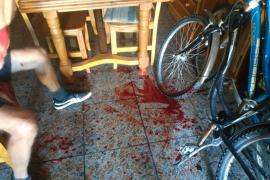 Detenido tras intentar matar con un machete a su casero en Port d'Alcúdia