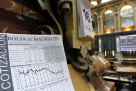 La Bolsa sube y la prima de riesgo baja a 500 puntos