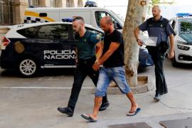 Piden cinco años de cárcel para el hombre que quiso quemar vivo a un empresario en Magaluf
