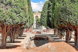 Tras las excavaciones en Son Coletes el Consistorio de Manacor valora ampliar el osario municipal