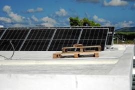 Las Pitiusas doblan las instalaciones fotovoltaicas subvencionadas en 2020