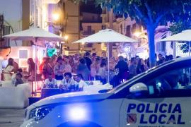 La Policía cierra un bar en Ibiza en el que se celebraba una fiesta ilegal
