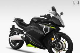 Llega la Urbet Nura: la nueva moto eléctrica de la marca malagueña