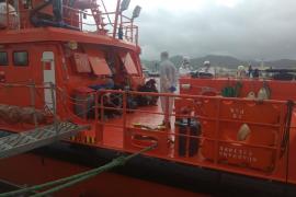 Avistada una patera al suroeste de Formentera con unos 12 inmigrantes