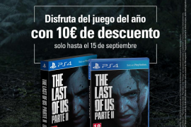 The Last of Us Parte II con un descuento de 10€