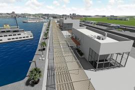 Las estaciones marítimas de APB, autosuficientes con energía verde