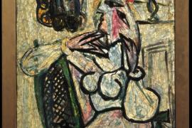 Una obra de Picasso pasó 50 años olvidada en un almacén en EEUU