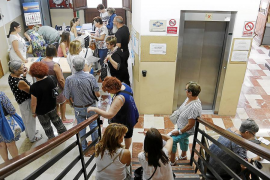 Los 'casals de barri' de Palma potencian los cursos 'online'