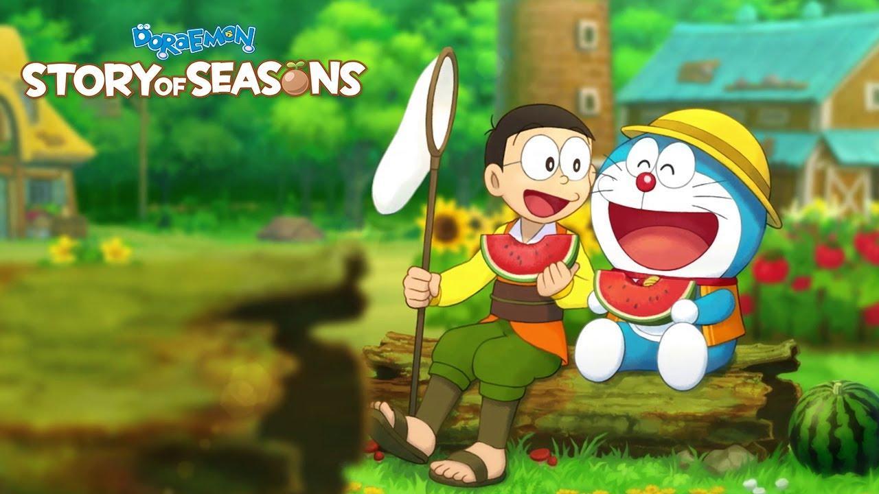 DORAEMON STORY OF SEASONS se ha lanzado ya está PlayStation 4