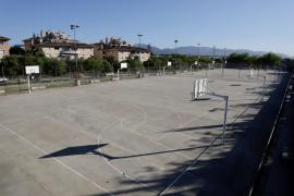 Palma cierra 27 pistas deportivas para la contención del COVID-19