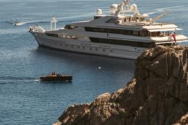 Confinada la tripulación de un yate de la familia real catarí en Palma