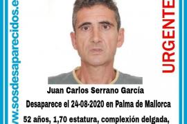 Buscan a un hombre de 52 años desaparecido en Palma