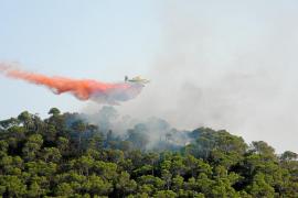Mallorca afronta otros tres incendios