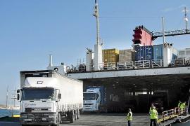 Las exportaciones suben un 76%  en las Islas entre enero y junio