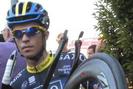 El duelo entre Contador y Froome eclipsa la Vuelta