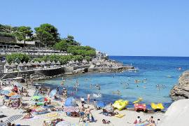 El Ajuntament proyecta extender la red de aguas hasta la Cala de Sant Vicenç