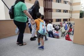 Inquietud entre los padres por el regreso a las aulas
