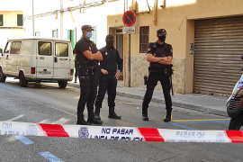 Cinco detenidos y 200.000 euros intervenidos en una operación antidroga en Pere Garau