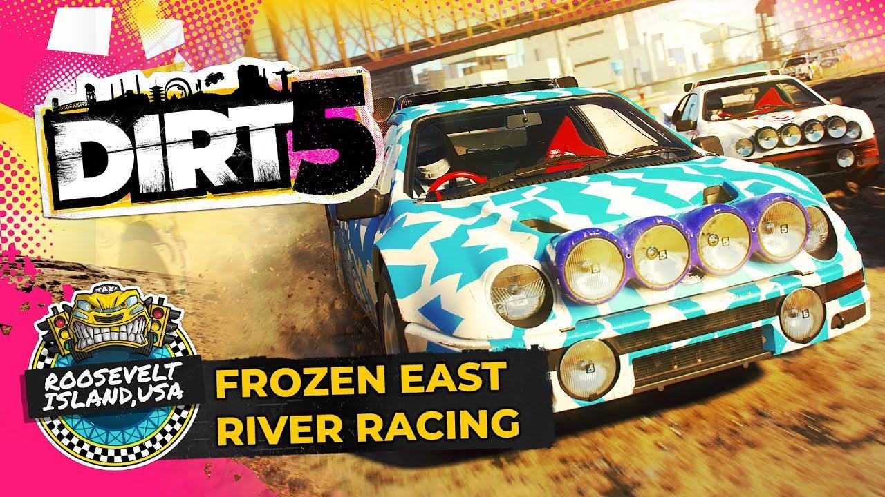 DIRT 5 confirmado como título de lanzamiento para Xbox Series S/X
