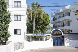 Muere un hombre de 50 años en el hotel puente de Ibiza para contagiados de Covid-19