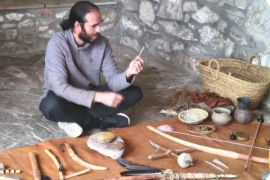 'Fin de semana arqueológico' en Manacor