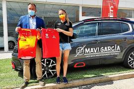 Mavi García celebró sus éxitos con PSA Retail Palma