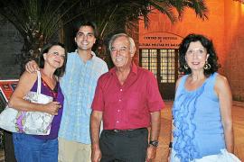 Ángel Aparicio Pascual presenta su libro 'El Castell de l'illa de Cabrera'