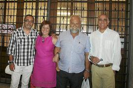 Angel Aparicio Pascual presenta su libro 'El Castell de l'illa de Cabrera'