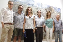 Luis Maraver inaugura una nueva exposición en Porreres