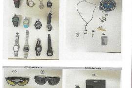 Un delincuente acumula 42 condenas por robos en Mallorca