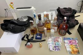 Detienen a tres jóvenes que admitieron que acababan de robar en una vivienda de Pollença