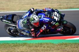 Viñales firma la pole en MotoGP y Joan Mir saldrá octavo