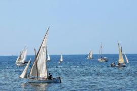 Navegar como hace cien años