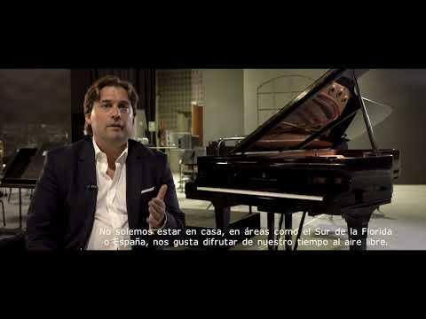 Pablo Mielgo, nuevo director artístico de la orquesta Sinfonía de las Américas