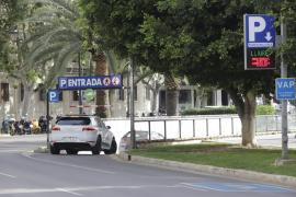 Confusión en la Policía Local de Palma por la inminente limitación de 30 km/h en las vías