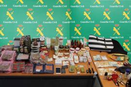 Tres detenidas por robar en perfumerías y supermercados de Andratx y Calvià
